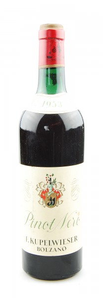 Wein 1953 Pinot Nero Kupelwieser