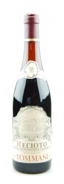 Wein 1987 Recioto Amabile della Valpolicella Tommasi