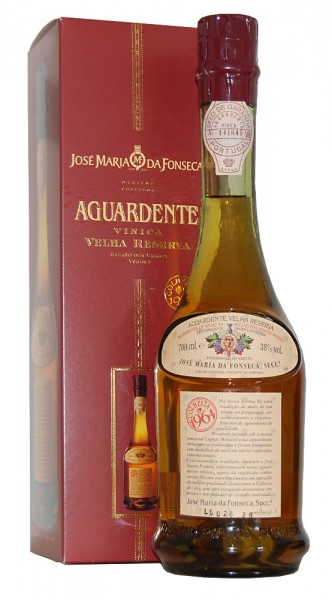 Brandy 1964 Aguardente Reserva Jose Maria da Fonseca