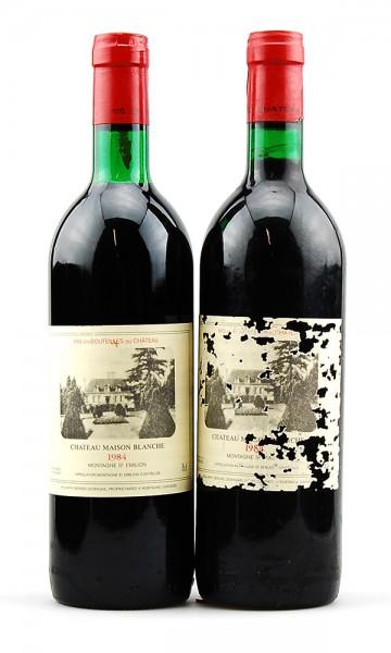 Wein 1984 Chateau Maison Blanche St.Emilion