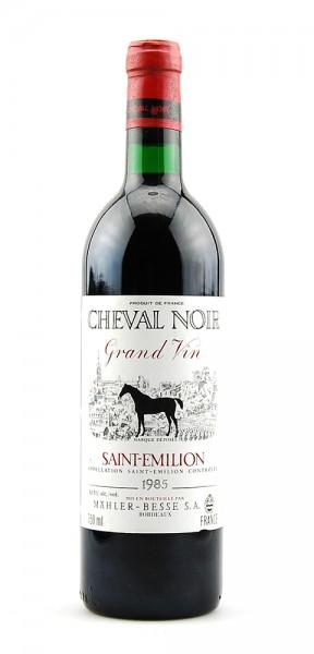 Wein 1985 Chateau Cheval Noir Saint-Emilion