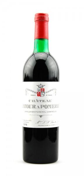Wein 1975 Chateau Latour a Pomerol