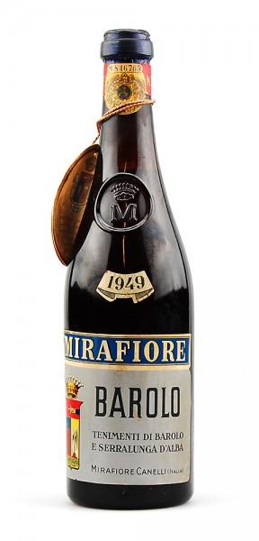 Wein 1949 Barolo Mirafiore