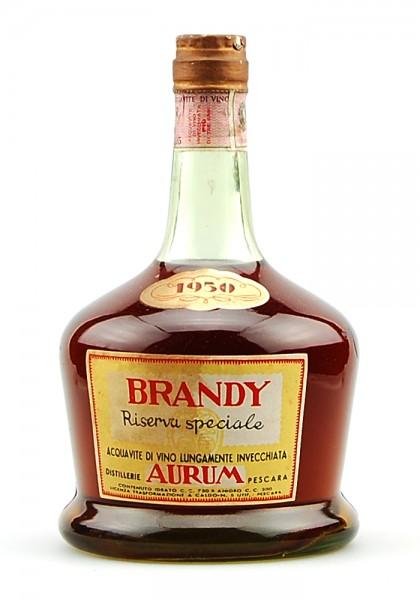 Brandy 1950 Aurum Invecchiata Riserva Speciale