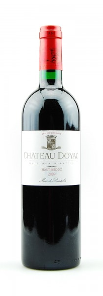 Wein 2009 Chateau Doyac Cru Bourgeois Haut-Medoc