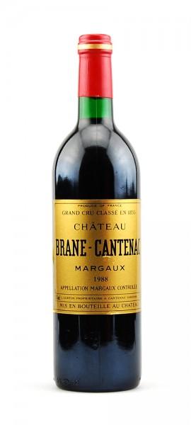 Wein 1988 Chateau Brane-Cantenac 2eme Grand Cru Classe