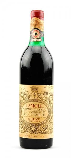 Wein 1966 Chianti Classico Fattoria di Lamole