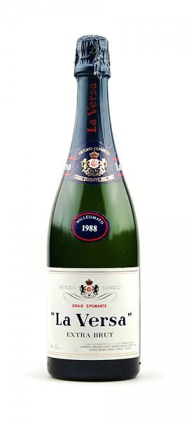 Wein 1988 Gran Spumante Extra Brut La Versa