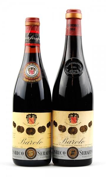 Wein 1964 Barolo Enrico Serafino Riserva