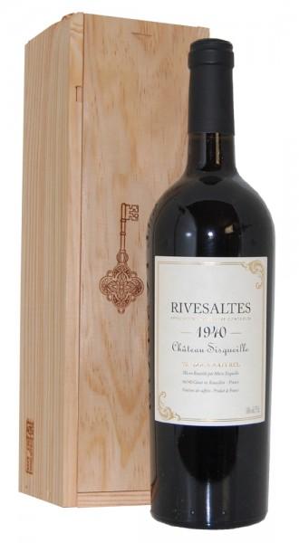 Wein 1940 Rivesaltes Chateau Sisqueille