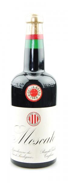 Wein 1948 Moscato Riserva Rossa Renato Zedda