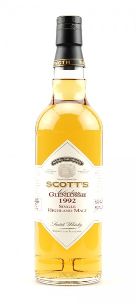 Whisky 1992 Glenlossie Single Highland Malt