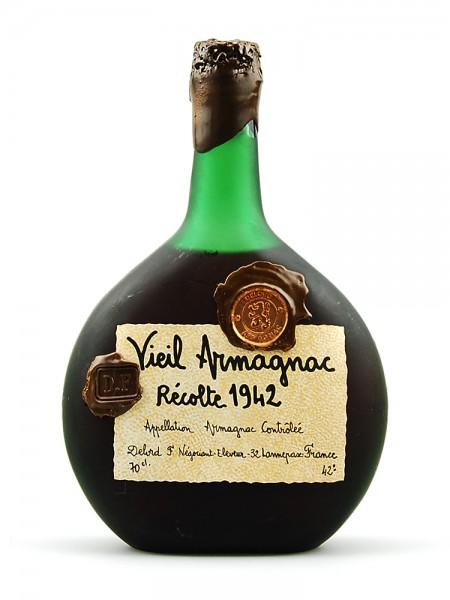 Armagnac 1942 Vieil Delord