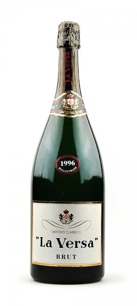 Wein 1996 Gran Spumante Brut La Versa