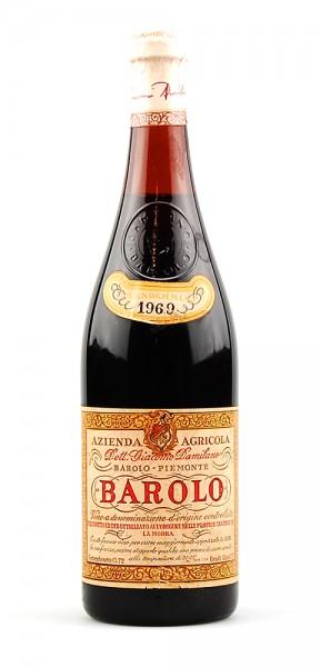Wein 1969 Barolo Giacomo Damilano