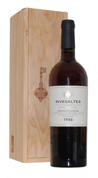 Wein 1956 Rivesaltes Domaine Lacresse