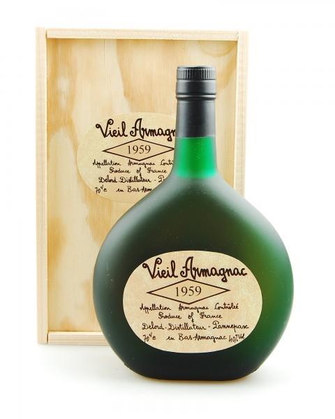Armagnac 1959 Armagnac Vieil Delord