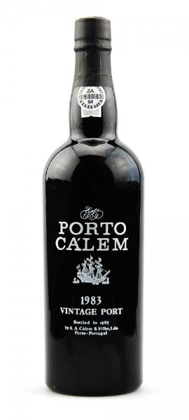 Portwein 1983 Calem Vintage