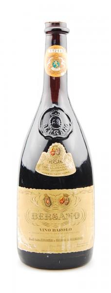 Wein 1958 Barolo Bersano Riserva Cremosina