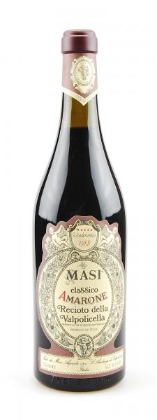 Wein 1988 Amarone Recioto della Valpolicella Masi