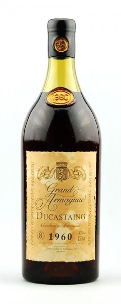 Armagnac 1960 Grand Armagnac Ducastaing Magnum