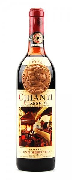 Wein 1969 Chianti Classico Riserva Conti Serristori