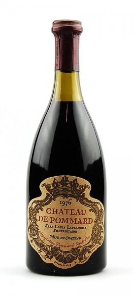 Wein 1976 Chateau de Pommard Jean Louis Laplanche