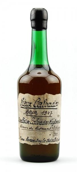 Calvados 1947 Vieux Calvados Morin