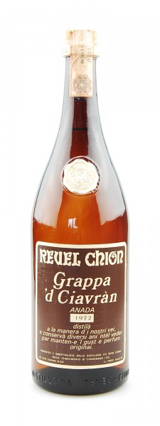 Grappa 1972 a Ciavran Revel Chion