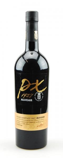 Wein 1927 Pedro Ximenez Alvear