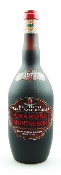Wein 1979 Amarone della Valpolicella Montresor