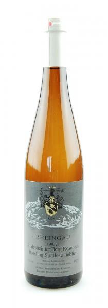 Wein 1993 Rüdesheimer Riesling Spätlese lieblich