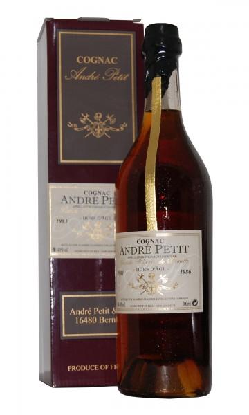 Cognac 1986 André Petit