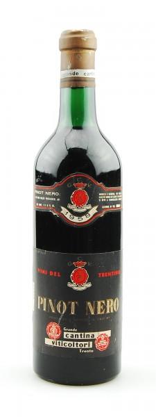 Wein 1958 Pinot Nero del Trentino Viticoltori