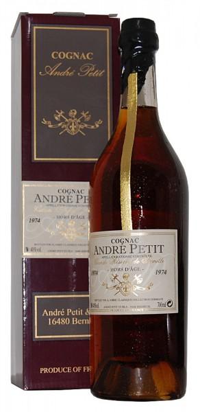 Cognac 1974 André Petit