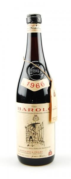 Wein 1966 Barolo G. Bertolino & Figlio