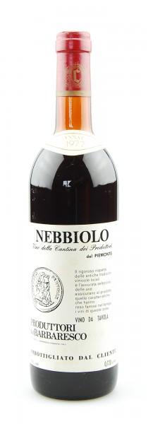Wein 1977 Nebbiolo del Piemonte