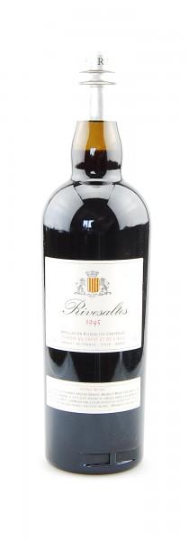 Wein 1945 Rivesaltes Terroir du Crest et de L´Agly