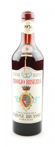 Wein 1956 Chianti Classico Brolio Riserva Ricasoli