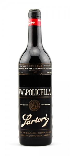 Wein 1963 Valpolicella Sartori