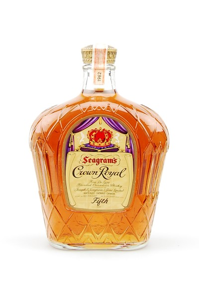 Whisky 1962 Seagram´s Crown Royal Blended Whisky