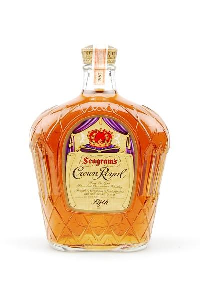 Whisky 1962 Seagram´s Crown Royal Blended Whisky