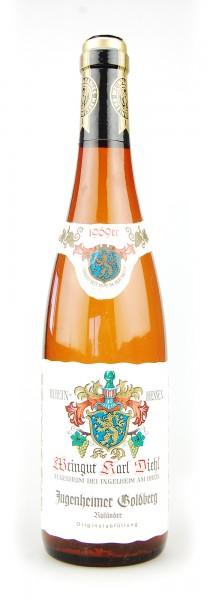Wein 1969 Jugenheimer Goldberg Ruländer