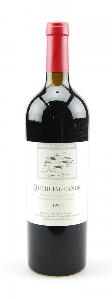 Wein 1994 Querciagrande Podere Capaccia