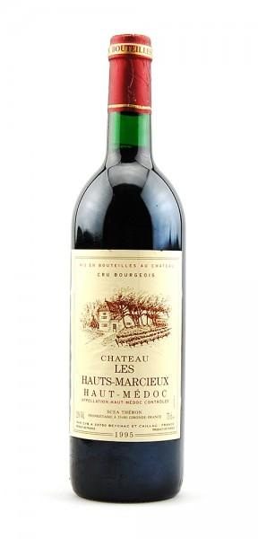 Wein 1995 Chateau Les-Hauts-Marcieux Haut Medoc