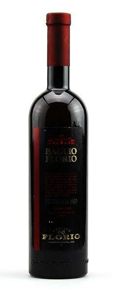 Wein 1989 Vino Marsala Florio Baglio