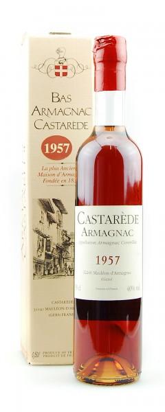 Armagnac 1957 Bas Armagnac Castarede