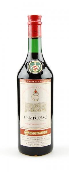 Wein 1966 Vino Camponac Appelation Bordeaux Controlee