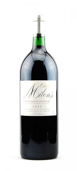 Wein 2002 Chateau Milens St.Emilion Grand Cru Magnum