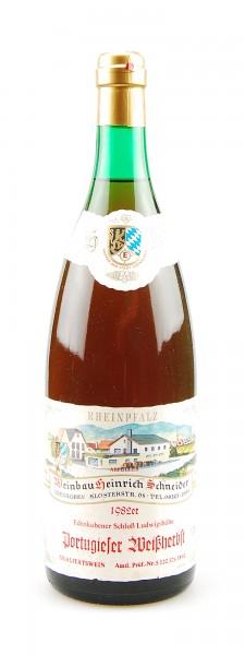Wein 1982 Edenkobener Schloß Ludwigshöhe